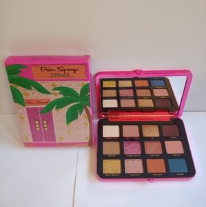 Too Faced Palm Springs Dreams Eyeshadow Palette